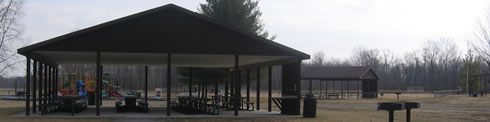 Township Park - Large and Small Pavilions